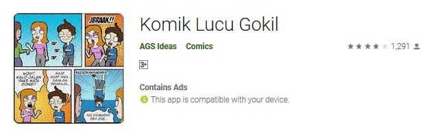 aplikasi baca komik