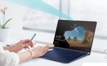 laptop generasi milenial