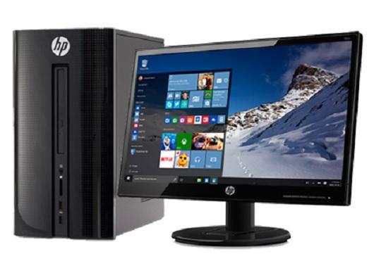 HP Pavilion Desktop 510