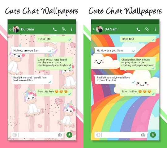aplikasi whatsapp wallpaper