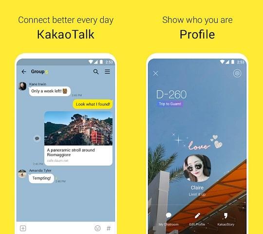 aplikasi messenger