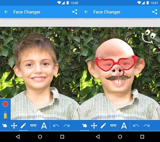 aplikasi edit wajah
