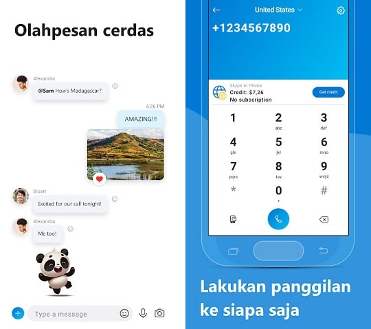 aplikasi chatting