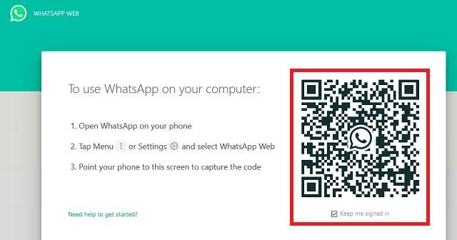 Cara Aktifkan Dark Mode di WhatsApp Web