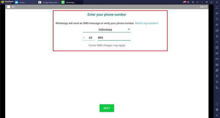 Cara Download WhatsApp pc