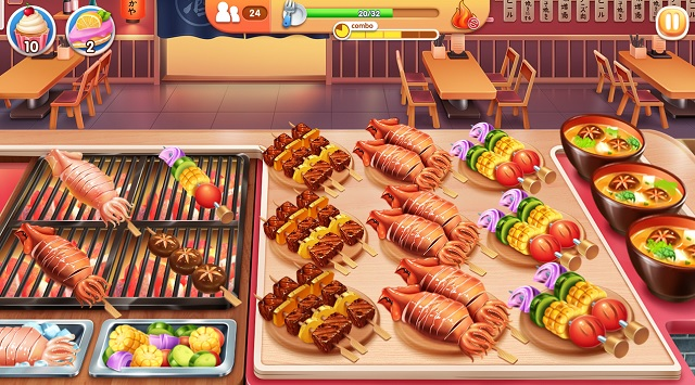 My Cooking Shop : Sweet Store