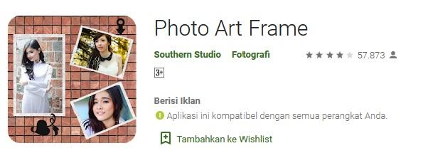 Photo Art Frame