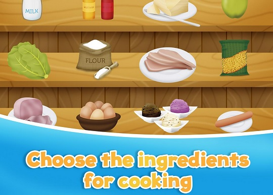 Cooking Game – Chef Recipes