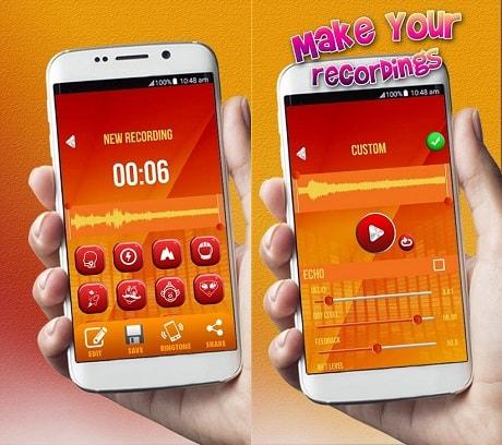 aplikasi pengubah suara