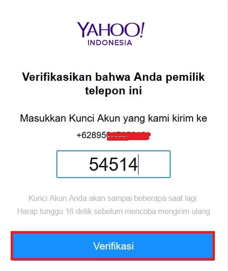 buat email yahoo