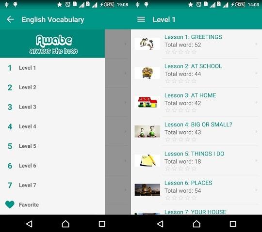 aplikasi belajar bahasa inggris