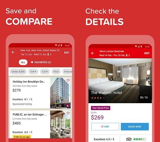 aplikasi booking hotel
