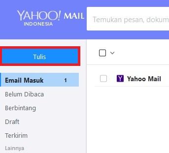 buat email yahoo