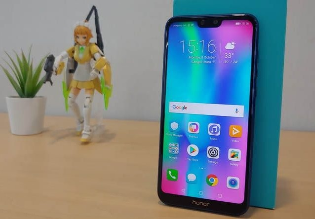hp honor terbaru