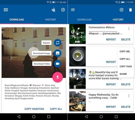aplikasi download foto dan video instagram