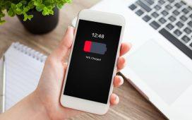 mengatasi baterai cepat habis