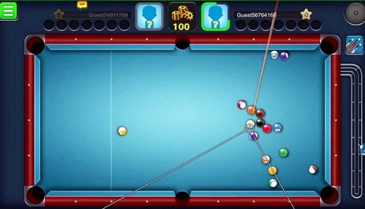 xmodgames 8 ball pool